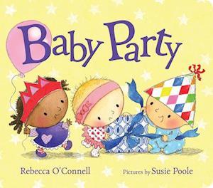 Bog, ukendt format Baby Party af Rebecca O'Connell