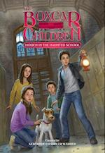 Hidden in the Haunted School (Boxcar Children Mysteries)