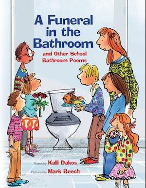 Bog, paperback A Funeral in the Bathroom af Kalli Dakos