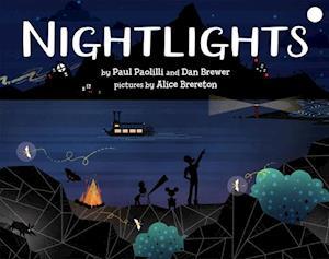 Bog, hardback Nightlights af Dan Brewer, Paul Paolilli