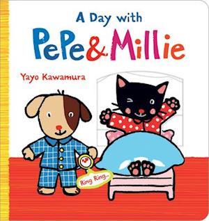 Bog, ukendt format A Day with Pepe & Millie af Yayo Kawamura
