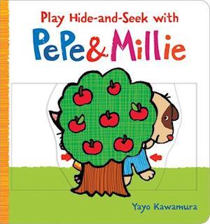 Bog, ukendt format Play Hide-And-Seek with Pepe & Millie af Yayo Kawamura