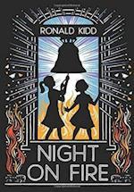 Night on Fire af Ronald Kidd