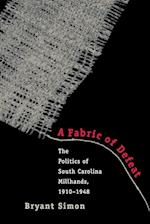Fabric of Defeat af Bryant Simon