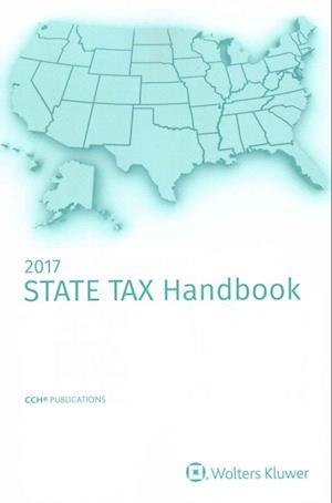 Bog, paperback State Tax Handbook 2017 af Cch Tax Law