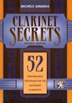 Clarinet Secrets af Michele Gingras