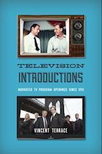 Television Introductions af Vincent Terrace