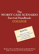 The Worst-case Scenario Survival Handbook: College af Brenda Brown, David Borgenicht, Jennifer Worick