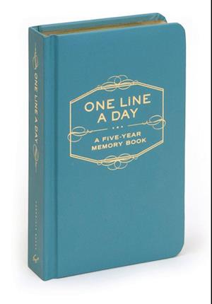 One Line a Day af Chronicle Books, Chronicle Books Staff