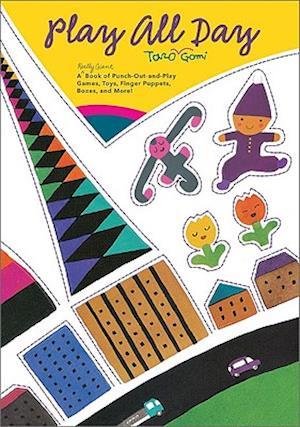 Taro Gomi's Play All Day af Taro Gomi