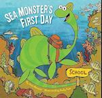 Sea Monster's First Day af Kate Messner, Andy Rash