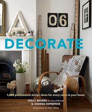 Decorate af Debi Treloar, Holly Becker, Joanna Copestick