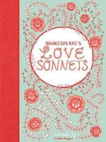 Shakespeare's Love Sonnets af Caitlin Keegan, William Shakespeare
