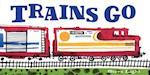 Trains Go af Steve Light
