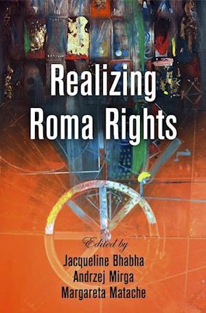 Bog, hardback Realizing Roma Rights