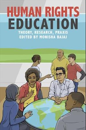 Bog, paperback Human Rights Education