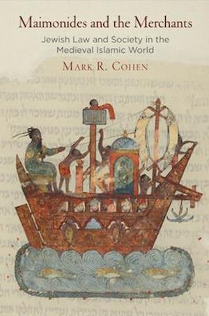 Bog, hardback Maimonides and the Merchants af Mark R. Cohen