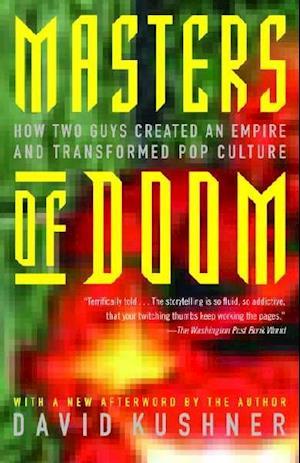 Masters of Doom af David Kushner