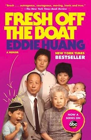Fresh Off the Boat af Eddie Huang