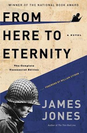 From Here to Eternity af James Jones