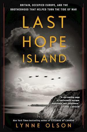 Bog, hardback Last Hope Island af Lynne Olson