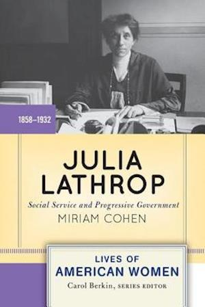 Bog, paperback Julia Lathrop af Miriam Cohen