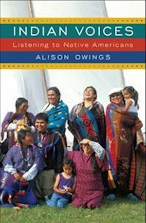 Indian Voices af Alison Owings