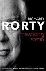 Philosophy as Poetry (Page-Barbour Lectures)