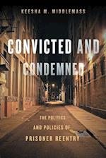 Convicted and Condemned af Keesha M. M. Middlemass