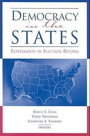 Bog, paperback Democracy in the States af Bruce E. Cain
