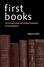 First Books af Philip D. Beidler