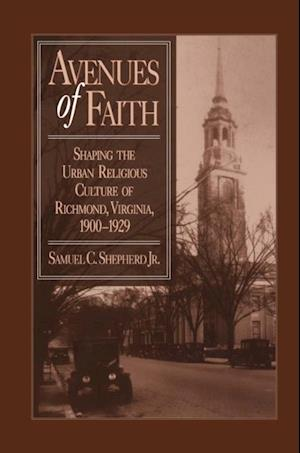 Avenues of Faith af Samuel C. Shepherd Jr