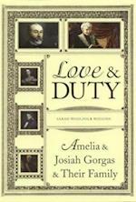 Love and Duty af Sarah Woolfolk Wiggins