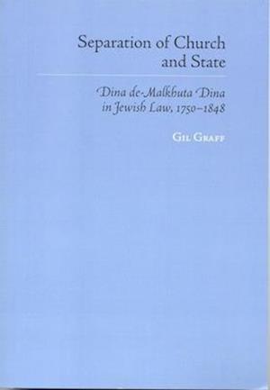 Separation of Church and State af Dina de-Malkhuta, Gil Graff