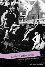 Radical Affections af Miriam Nichols