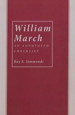William March af Roy S. Simmonds