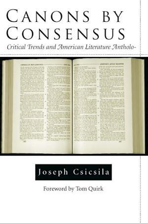 Canons by Consensus af Joseph Csicsila