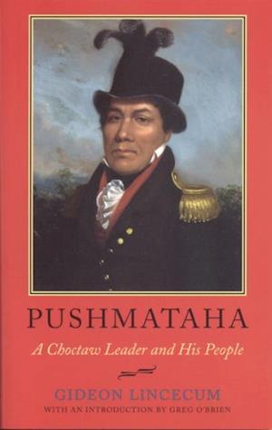 Pushmataha af Gideon Lincecum