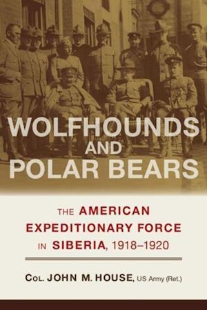 Wolfhounds and Polar Bears af John M. House