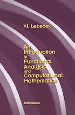 An Introduction to Functional Analysis in Computational Mathematics af Leonid P. Lebedev