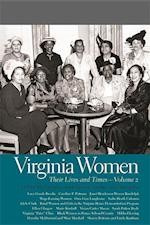 Virginia Women (Southern Women: Their Lives and Times)