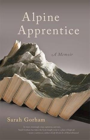 Bog, paperback Alpine Apprentice af Sarah Gorham