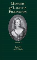 Memoirs of Laetitia Pilkington