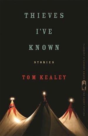 Bog, paperback Thieves I've Known af Tom Kealey