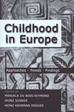 Childhood in Europe af Manuela Du Bois-Reymond