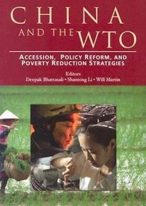 Bog, paperback China and the WTO af Deepak Bhattasali