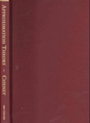 Bog, hardback Introduction to Approximation Theory af E. W. Cheney