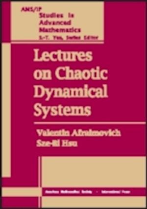 Bog, hardback Lectures on Chaotic Dynamical Systems af V. S. Afraimovich