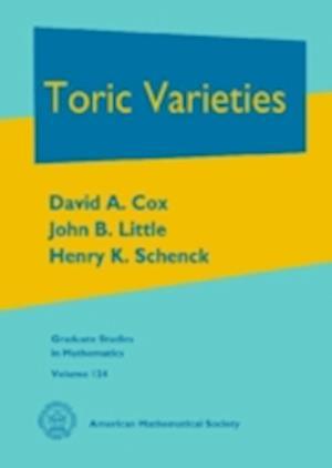 Toric Varieties af David A. Cox
