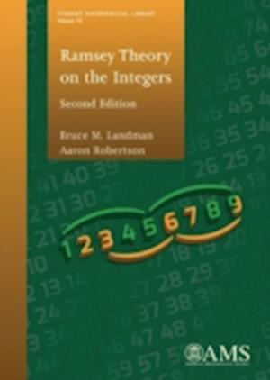 Bog, paperback Ramsey Theory on the Integers af Bruce M. Landman